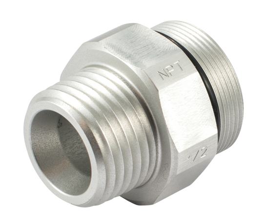 "Threaded connector ""npt"